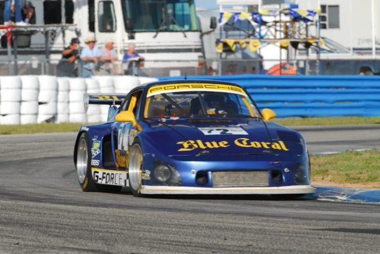Mike Smith- 1978 Porsche 935.