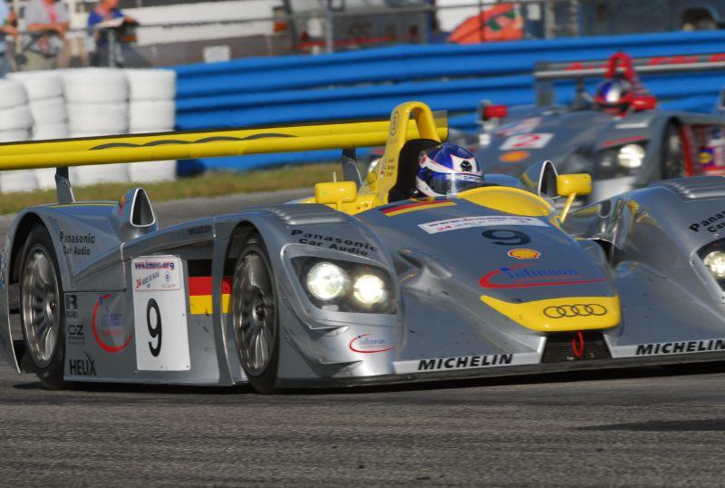 Doug Smith, Audi R8.
