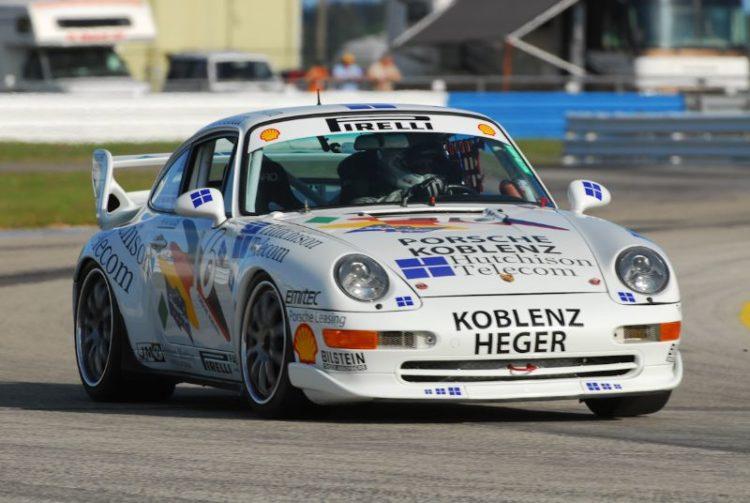 Bob Bagley- Porsche 911.