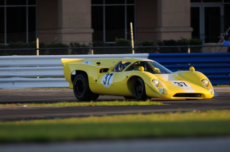 Shelby Mershon- 1969 Lola T70 MkIIIb.