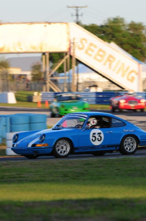 Phil Bagley- Porsche 911.