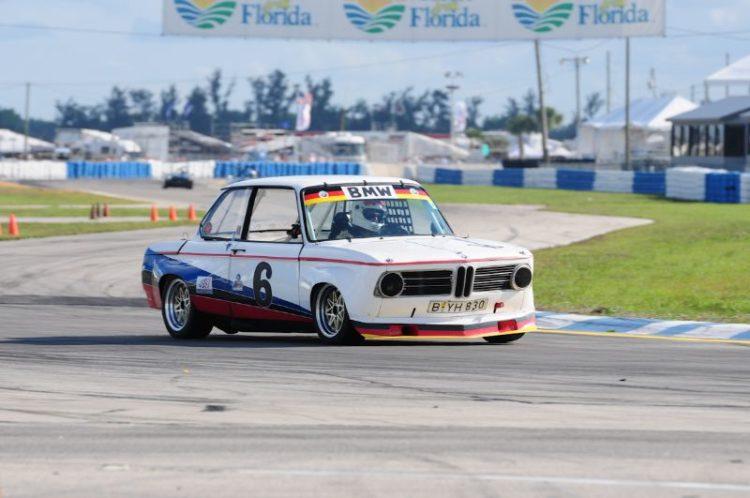 Andre Herke, BMW 2002.
