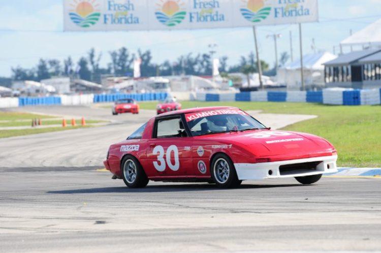 Bob Shafler- Mazda RX7