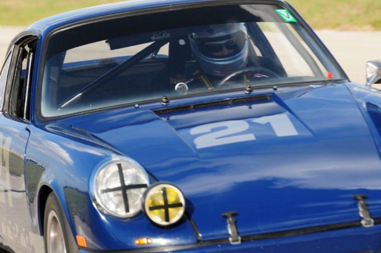Mark Jensen- Porsche 911T.