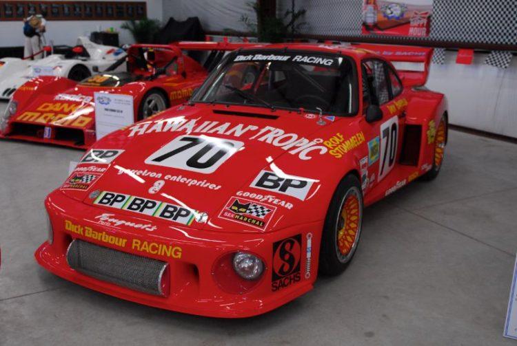 1979 Porsche 935- Sebring Class Winner.