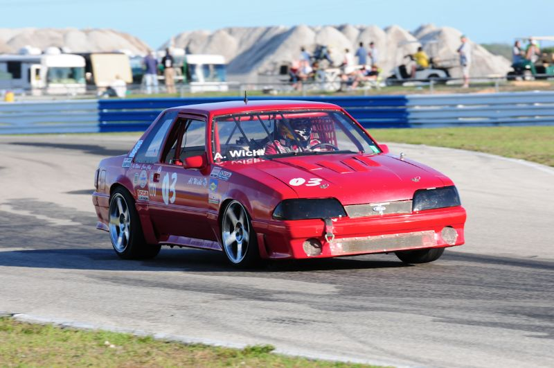 Charles Wicht- 1993 Ford Mustang.