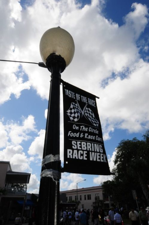 Taste of Racing-Downtown Sebring