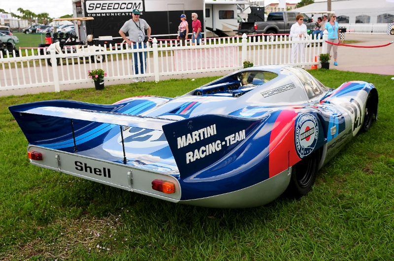 1970 Porsche 917 LH. Long Tail