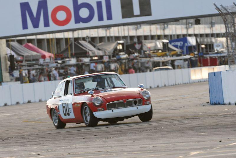 Ralph Zbarsky- 1967 MGB-GT.
