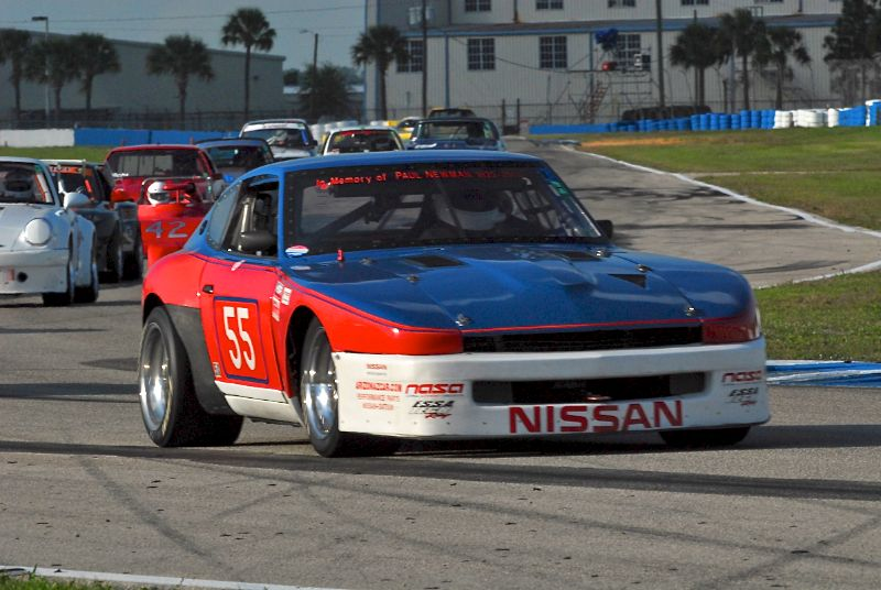 Larry Mahanor- Nissian 280Z.