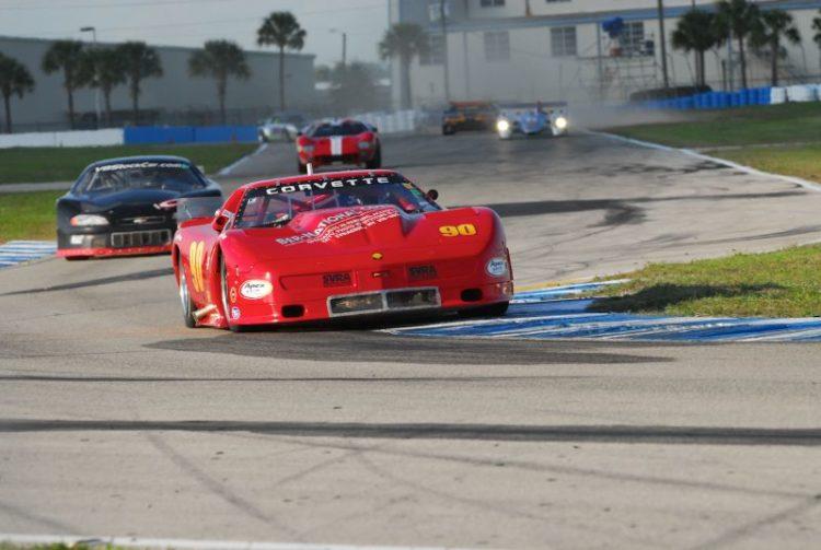 Jeff Bernatovich, Corvette GT1.