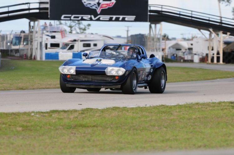 Ken Mennella 1963 Corvette GSRep.