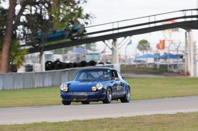 Mark Jensen- 1971 911 T.