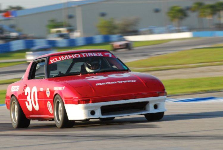 Mazda RX-7, Bob Shafler.