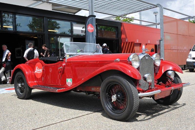 Alfa Romeo - Le Mans Classic 2012