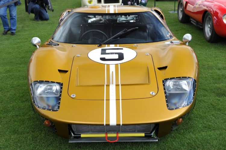 1967 Ford GT40 MkII - Le Mans Classic 2012