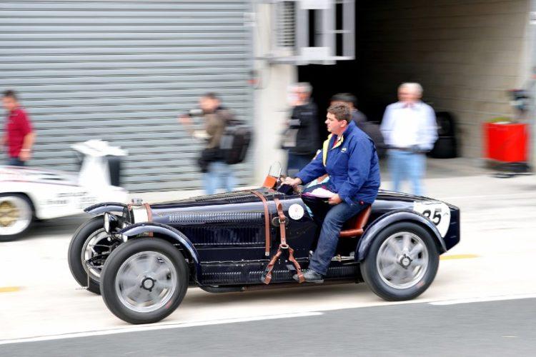 Bugatti Type 51 - Le Mans Classic 2012