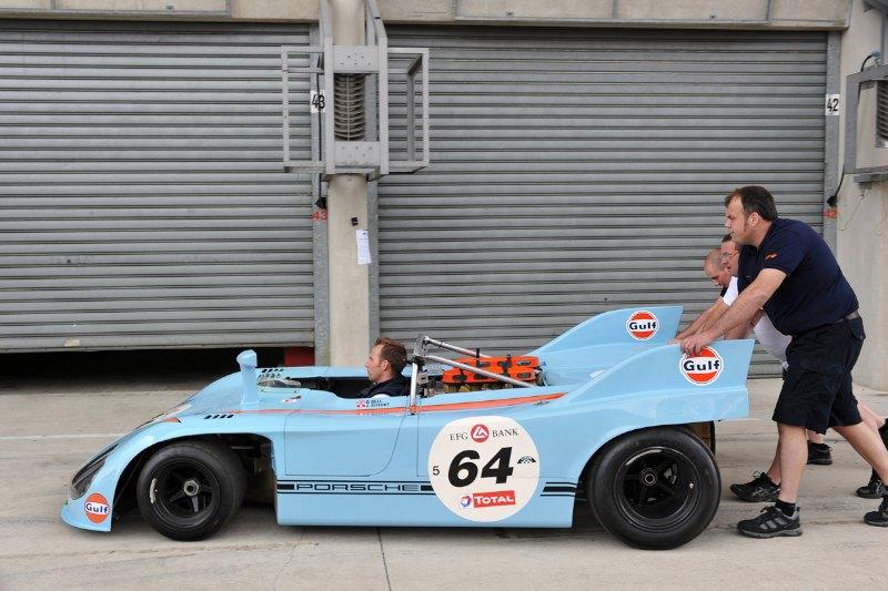 Porsche 908/3 - Le Mans Classic 2012