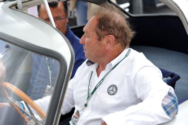 Jochen Mass - Le Mans Classic 2012