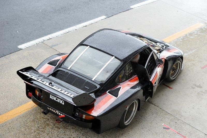 Porsche 935 at Le Mans Classic 2012