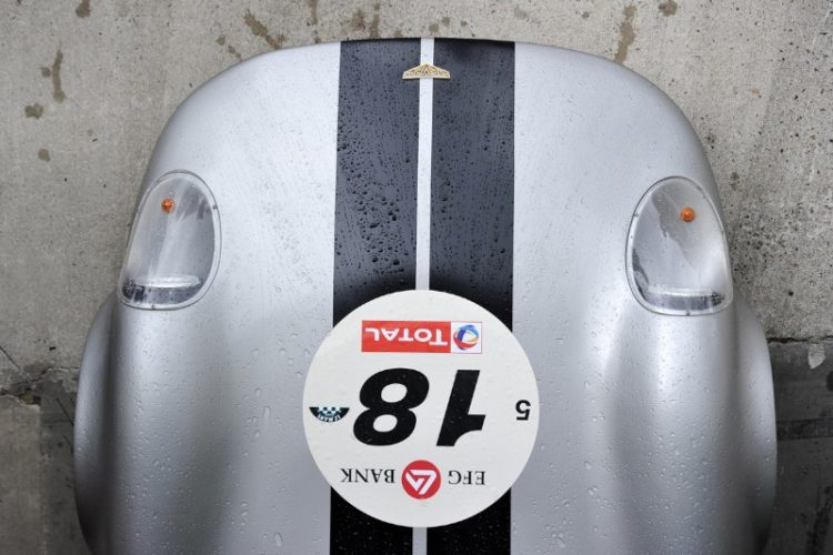 Chevron B8 - Le Mans Classic 2012