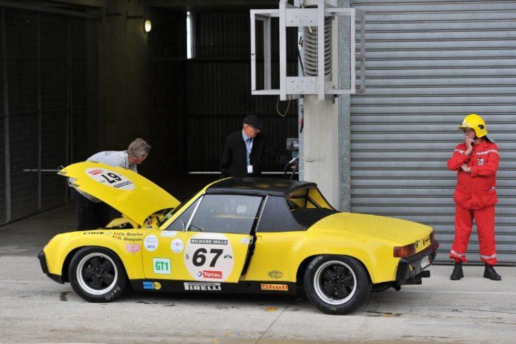 Porsche 914/6 GT - Le Mans Classic 2012