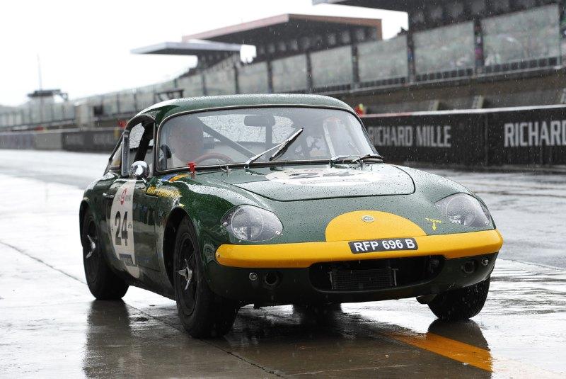 1964 Lotus Elan 26R GT - Le Mans Classic 2012