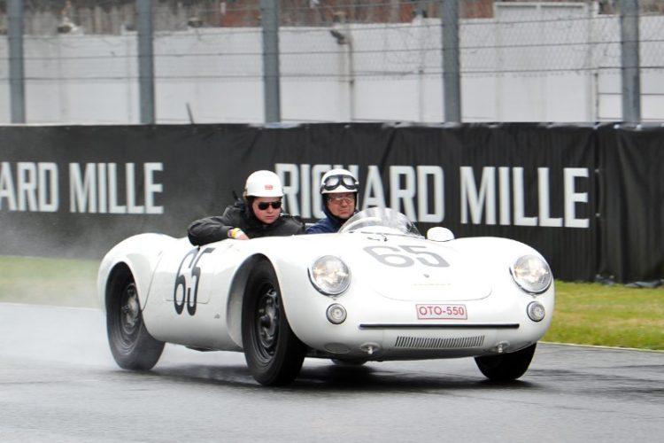 Porsche 550A - Le Mans Classic 2012