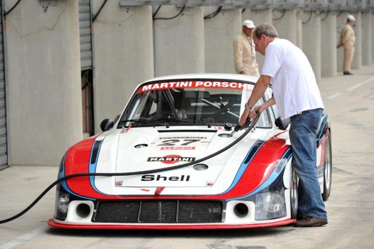 1978 Porsche 935 'Moby Dick' - Le Mans Classic 2012