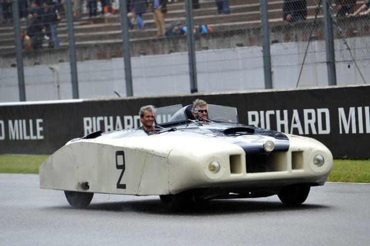 1950 Cadillac Le Monstre - Le Mans Classic 2012