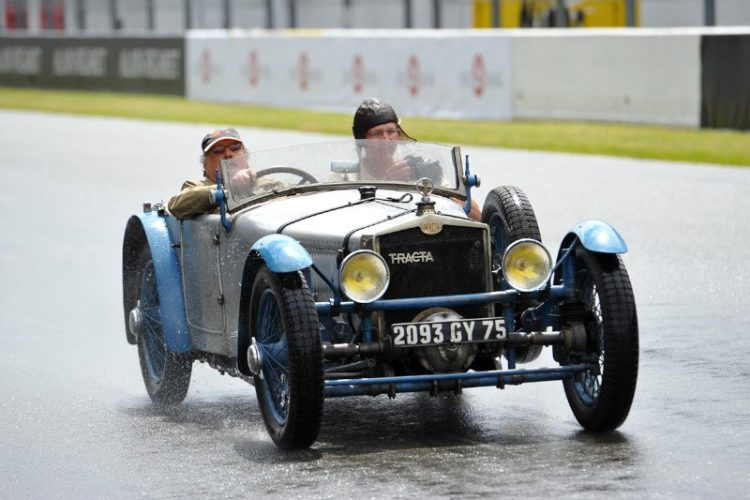Tracta - Le Mans Classic 2012