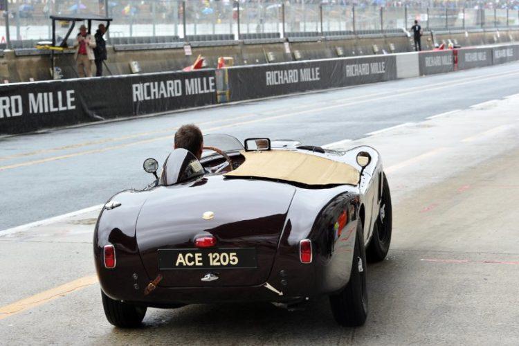 AC Ace - Le Mans Classic 2012