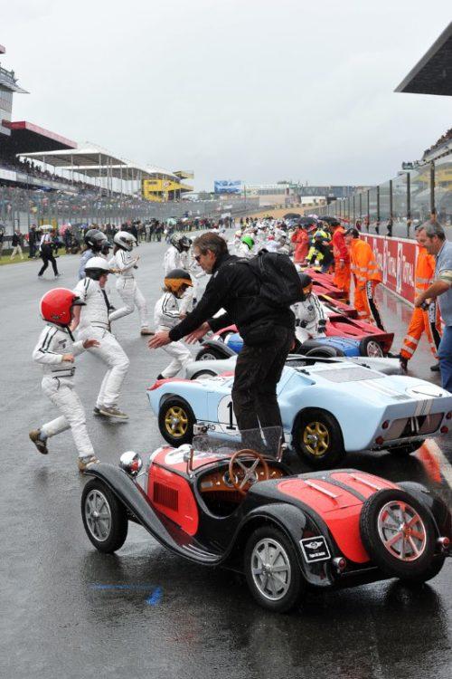 Little Big Mans - Le Mans Classic 2012