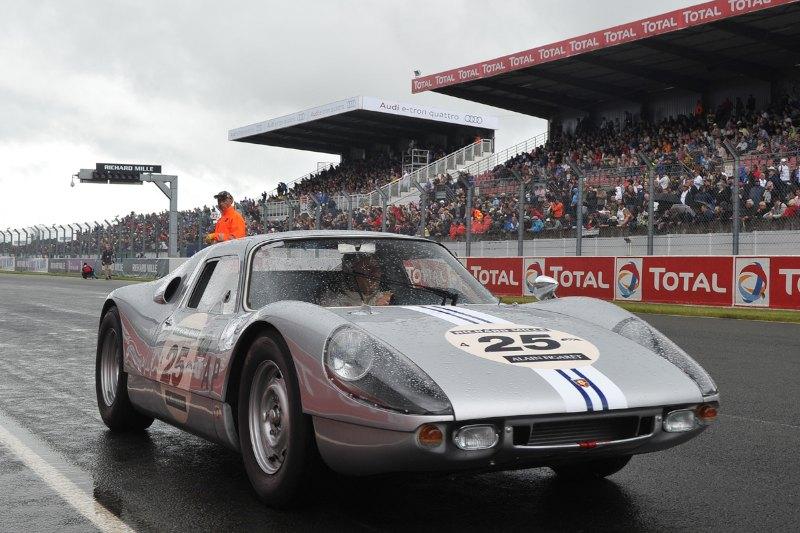 Porsche 904 GTS - Le Mans Classic 2012
