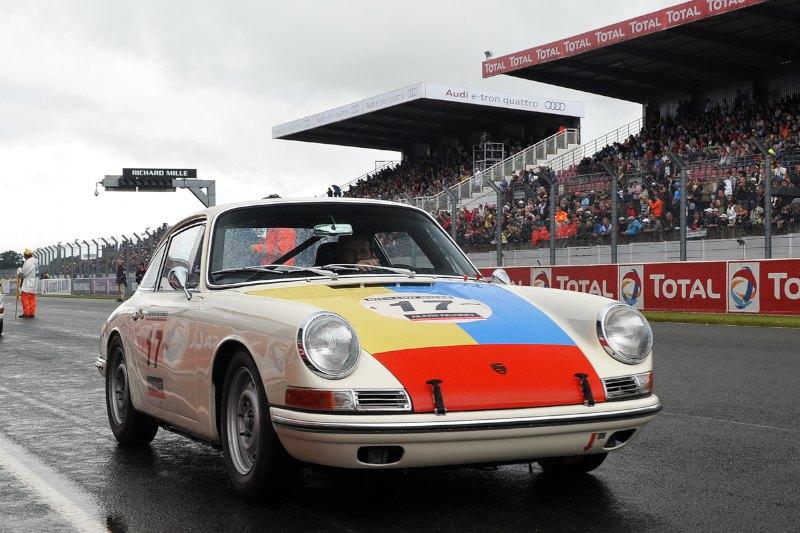 1964 Porsche 911 - Le Mans Classic 2012