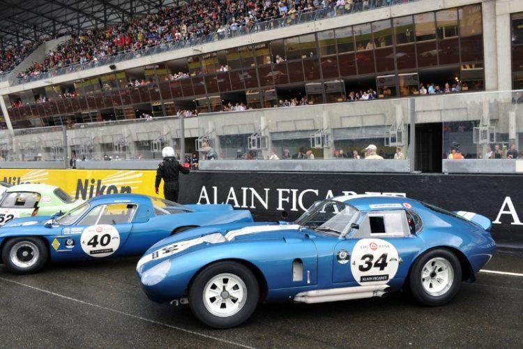 Shelby Daytona Cobra Coupe - Le Mans Classic 2012