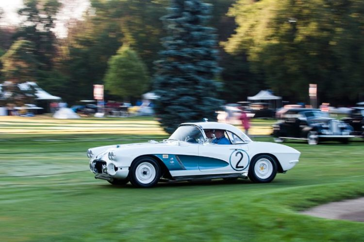1960 Chevrolet Corvette Race Car