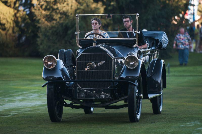 1911 Pierce-Arrow 48 Touring