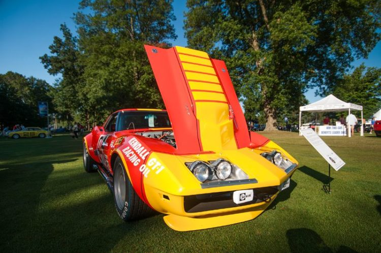 Chevrolet Corvette 427 Race Car