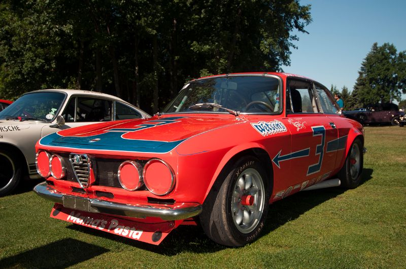 Wetson's Alfa Romeo 1750 GTV Trans-Am