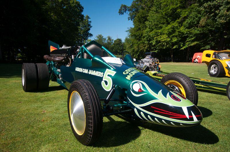 1955 Green Monster #5 Dragster