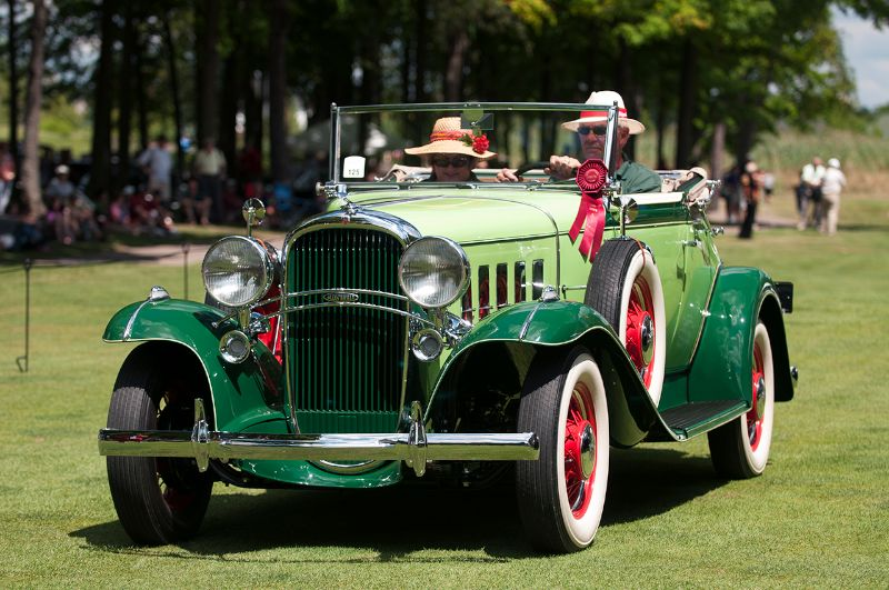 1932 Oldsmobile F-32 Convertible