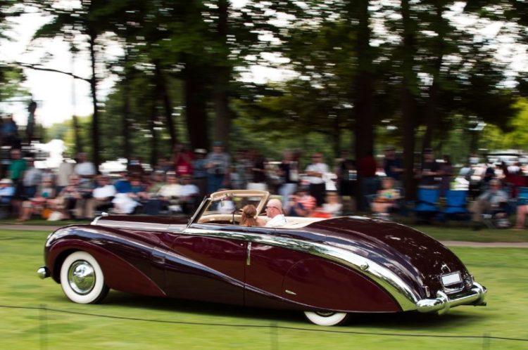 1948 Daimler DE 36 Drophead Coupe