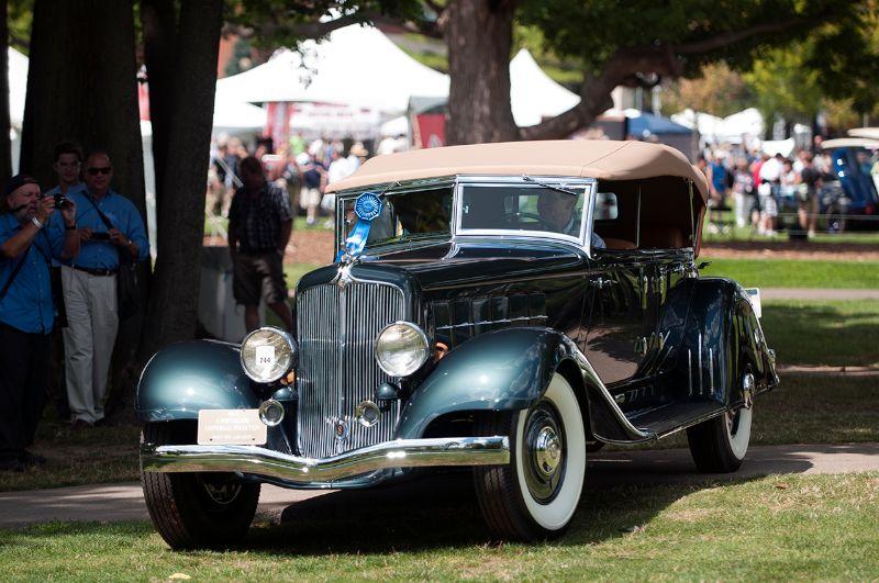 1933 Chrysler Imperial Phaeton