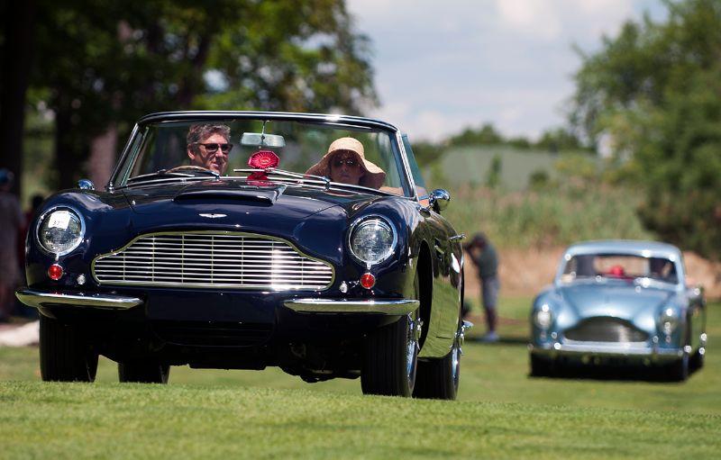 1966 Aston Martin DB6 Convertible