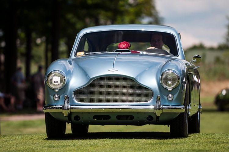 1957 Aston Martin DB Mark III