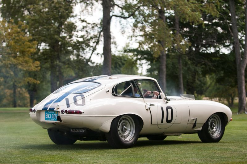1962 Jaguar E-Type Coupe, Collier Collection