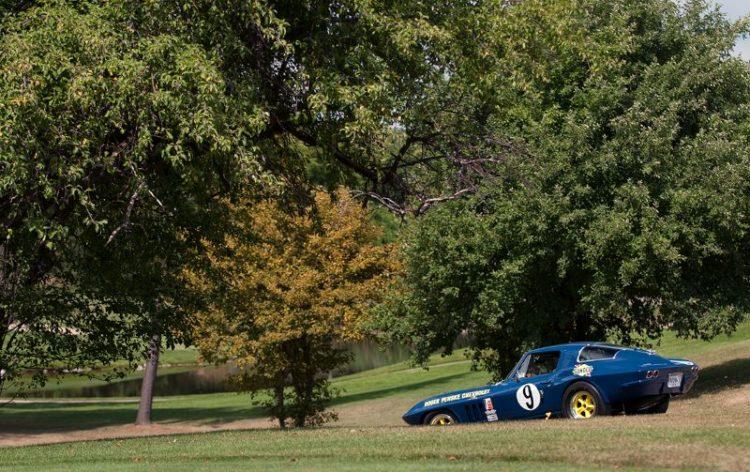 Chevrolet Corvette Race Car