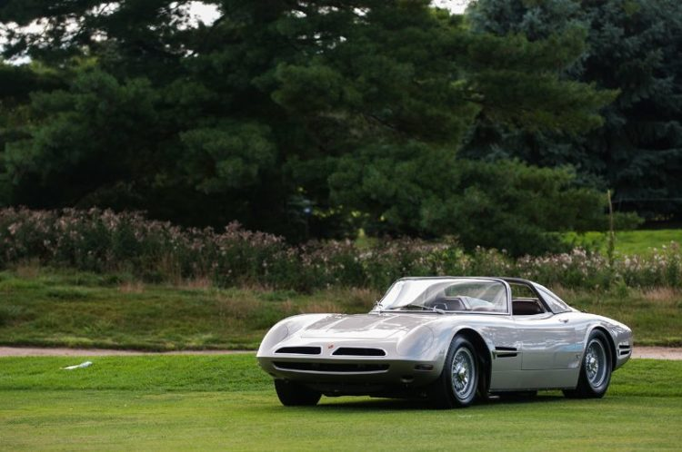 1966 Bizzarrini 5300 Spyder S.I.