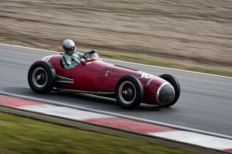 Zandvoort Historic Grand Prix 2012